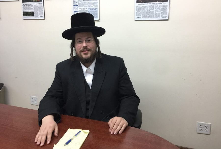 Rabbijn Moshe Margaretten