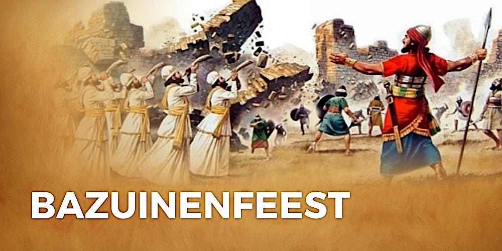 Vijfde dag Bazuinenfeest