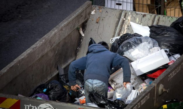 2020-09-23: Rapport toont aan: Twee miljoen Israëli's lijden aan voedselonzekerheid ******* Report Shows: Two Million Israelis Suffer Food Insecurity