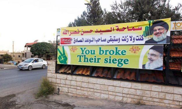 2020-09-17: Massa's juichen als Hezbollah eerste Iraanse brandstoflevering Libanon binnenbrengt ******* Masses cheer as Hezbollah ushers first Iranian fuel delivery iMassa's juichen als Hezbollah eerste Iraanse brandstofleverinnto Lebanon