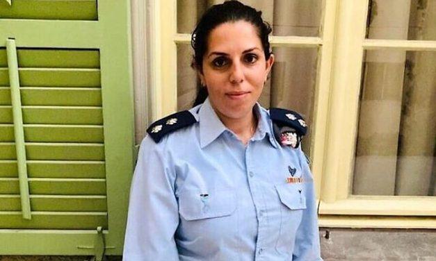 2021-09-16:Israëlisch leger benoemt eerste vrouwelijke commandant van luchtverdedigingsbataljon ******* Israeli army appoints first female commander of air defense battalion