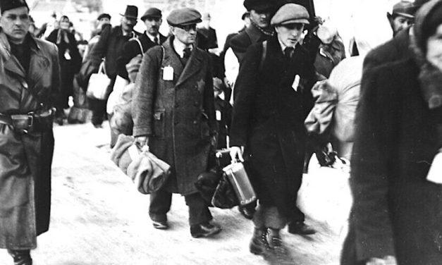 2020-09-17: Slowakije verontschuldigt zich voor wetten tegen joden tijdens Tweede Wereldoorlog ******* Slovakia apologizes for World War II laws against Jews