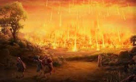 2021-09-29: Nieuwe studie bevestigt locatie en oorzaak van vernietiging van Sodom en Gomorra: hemels vuur ******* New study confirms location and cause of destruction of sodom and gomorrah: heavenly fire