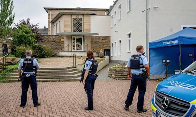 2021-09-17: Jom Kippoer aanslag op Duitse synagoge verijdeld, 4 mensen gearresteerd ******* Yom Kippur attack on German synagogue thwarted, 4 detained