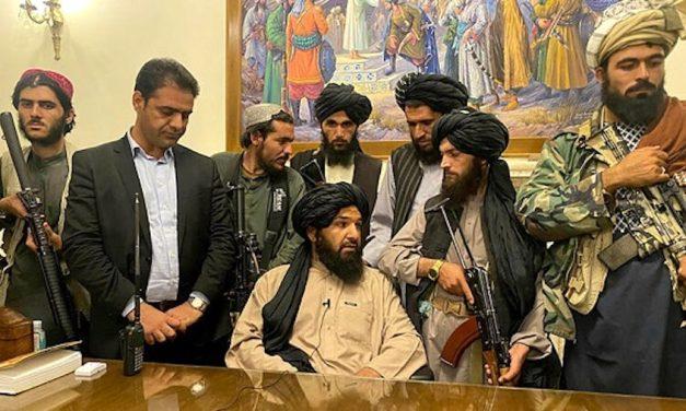 2021-08-18: Val van Kaboel is grootste vernedering voor Amerika en het Westen in decennia – Fall of Kabul is biggest humiliation for America and the West in decades
