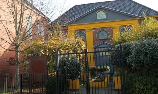 2021-09-29: Gemeentes in Groningen doen onderzoek naar onteigening Joods onroerend goed ******* Groningen municipalities investigate expropriation of Jewish property