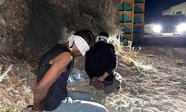2021-09-12: 4 voortvluchtige terroristen opgepakt met hulp van Arabisch-Israëliërs, 2 nog op de vlucht ******* 4 fugitive terrorists captured with help of Arab-Israelis, 2 still on the run