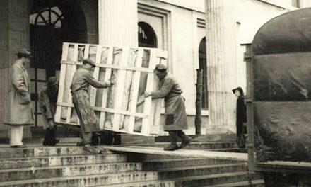 2021-09-11: Wat gebeurde er met de kunst die de nazi's roofden van Joden en uit Europese musea? ******* What happened to the art that the Nazis looted from Jews and from European museums?