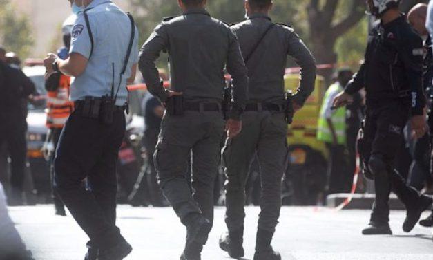 2013-9-13: Terreur in Jeruzalem: Drie steekaanvallen in drie dagen ******* Terror in Jerusalem: Three stabbing attacks in three days