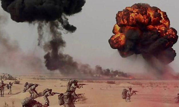 "2021-10-01: Iran: ""Oorlog met Israël is al begonnen ******* Iran: 'War with Israel has Already Begun'"
