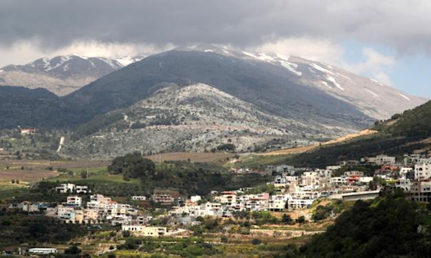 2021-10-11: Bennett kondigt plannen aan voor twee nieuwe steden in de Golan Hoogvlakte ***** Bennett announces plans for two new towns in the Golan Heights