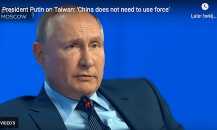 """2021-10-18: Poetin: """"China is onze strategische partner"""" ******* Putin: """"China Is Our Strategic Partner"""""""