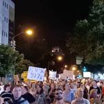 2021-10-22: Protesten groeien in Israël tegen COVID-regels ****** Protests Growing In Israel Against COVID Rules