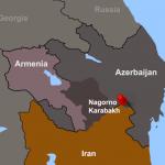 2021-10-06: Broeit er oorlog aan de Iraanse grens met Azerbajdzjan? ****** Are winds of war brewing on the Iranian border with Azerbaijan?