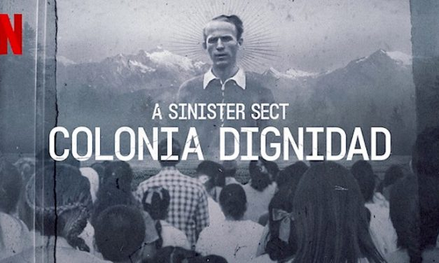 2021-10-06: Een Duitse sinistere christen sekte in Chili: Colonia Dignidad op Netflix ****** A German sinister Christian sect in Chile: Colonia Dignidad on Netflix