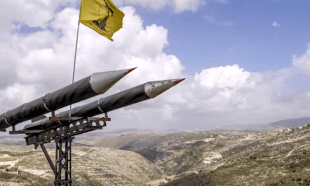 2021-10-20: Hamas bouwt tweede front op tegenIsraël aan dLibanese grens, vuurt nu al raketten af op Israël ******* Hamas building second front against Israel on Lebanese border, already firing rockets at Israel