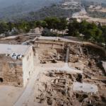 2021-10-21: Oud kruisvaardersk amp voor het eerst ontdekt in Galilea ******* Ancient Crusader encampment discovered for first time in Galilee
